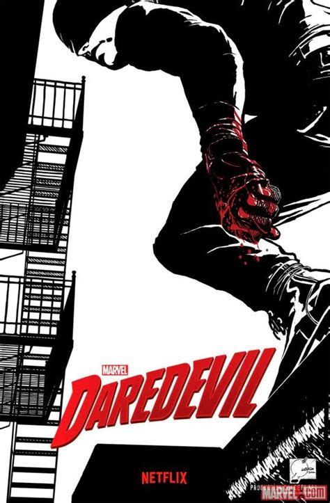 Daredevil - Concept Art + First Look Photos
