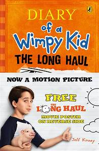 Diary of a wimpy kid the long haul book review