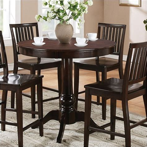 bar height kitchen table counter height kitchen tables home design tips and