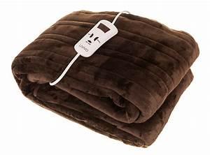 Electric Heated Blanket Underblanket Heat Control