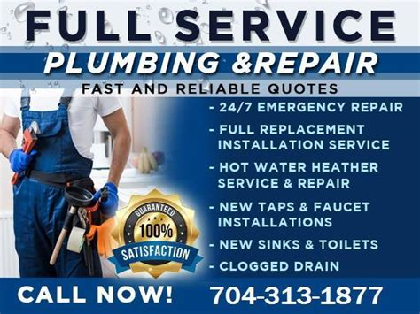 day plumber plumbing repair installations