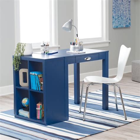 classic playtime mini writing desk with optional bookcase