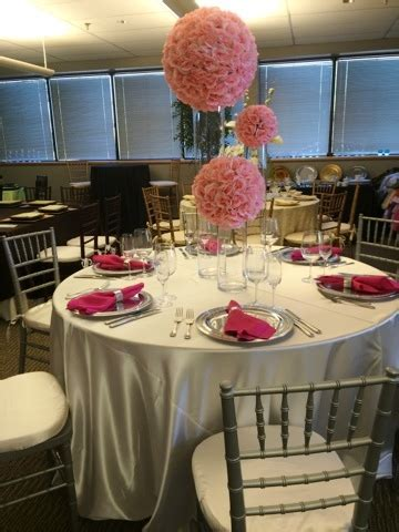 Ivory Poly Satin ? PS Event Rentals