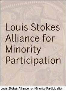 Louis Stokes Alliance for Minority Participation | DEGREES ...
