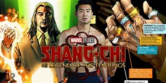 Shang-Chi & The Legend Of The Ten Rings Movie Title ...