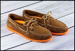 Sperry Top Sider Neon Soles for Barney s NY The