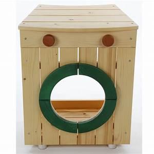 Waschmaschine Abdeckung Holz : tidlo waschmaschine f r drau en holz spielk chen ~ Lizthompson.info Haus und Dekorationen