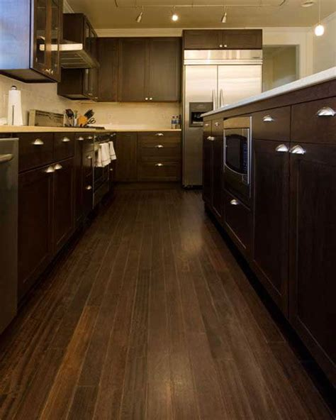 is bamboo flooring for kitchens same color bamboo as cabs neutral walls floors no 9012