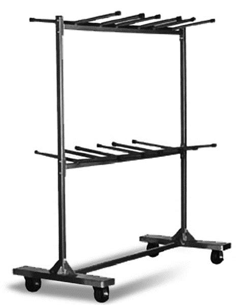 hanging folding chair cart 90 l x 50 w ht616 cs