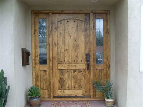 Haustüren Aus Holz 47 Einzigartige Modelle! Archzinenet