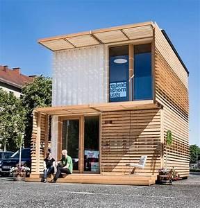 Containerhaus In Deutschland : die 25 besten ideen zu container h user auf pinterest ~ Michelbontemps.com Haus und Dekorationen
