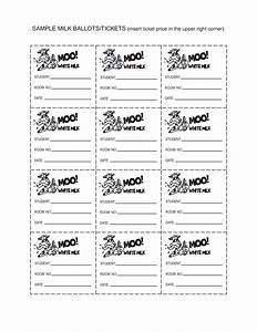 voting ballot template for word just bcause With free voting ballot template
