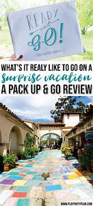 Pack Up And Go Surprise Vacation Review