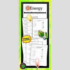 25+ Bästa Energy Transformation Idéerna På Pinterest  Naturvetenskap, 5 Ans Naturvetenskap Och