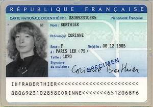 Carte D Identité Provisoire : carte nationale d 39 identit en france wikip dia ~ Medecine-chirurgie-esthetiques.com Avis de Voitures