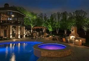 Garten Pool Ideen : gartenbeleuchtung bringen sie die licht in ihren garten ~ Whattoseeinmadrid.com Haus und Dekorationen