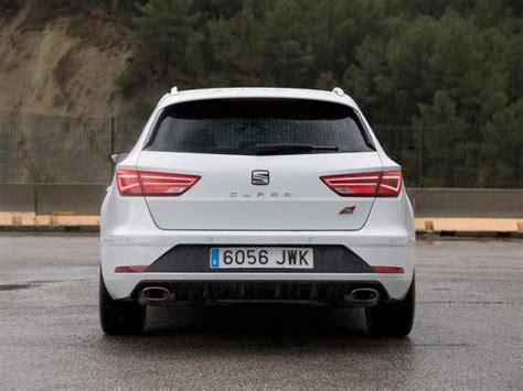 seat st cupra 300 4drive review seat cupra st 300 4drive the independent