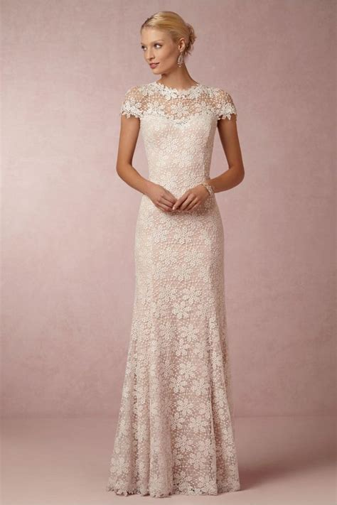 The Gorgeous Bhldn Wedding Dresses Modwedding