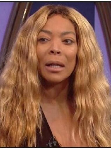 Wendy Williams Wigswavy Capless Long Blonde 16 Without