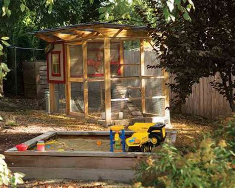 Self Sufficient Backyard by A Self Sufficient Home And Backyard Farm In Portland