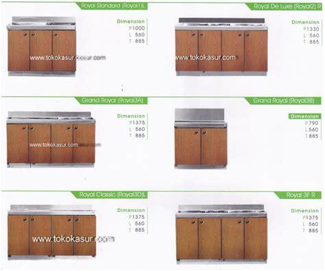 Kitchen Set Murah  Harga Kitchen Set  Lemari Dapur