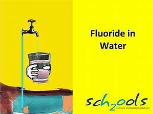 Fluoride in water_India Water Portal_2011