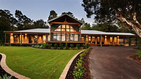 australian country house designs skillion roof house designs beach house builders victoria