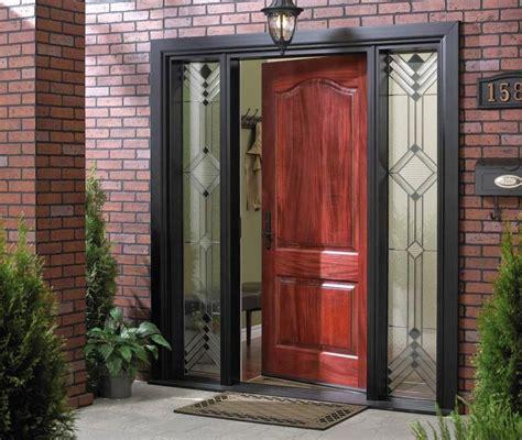 desain keren pintu utama bagian depan rumah minimalis
