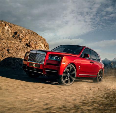 Hacer un vehículo de lujo, que sea capaz de llegar donde llega el nuevo cullinan y. Der König der SUVs: Rolls-Royce Cullinan - WELT