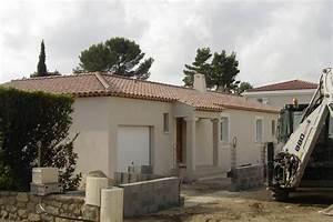maison plain pied avec porche d entree 3 chambres cp08 With plan 3d maison en ligne 7 maison plain pied moderne dynamique hyades logivelay