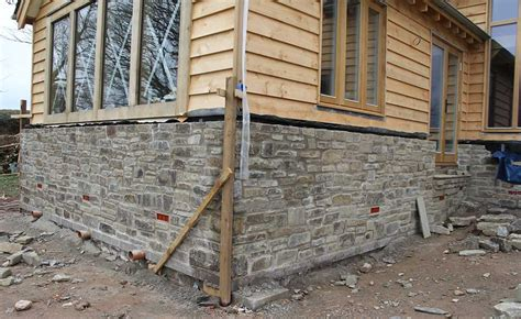 stonework   timber frame home homebuilding renovating
