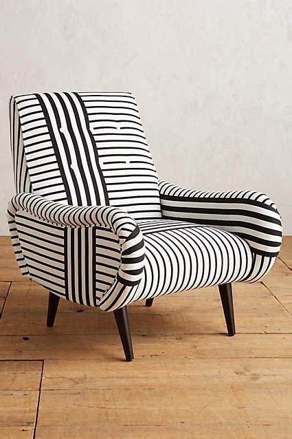 decorati calle black white silver canopy chair