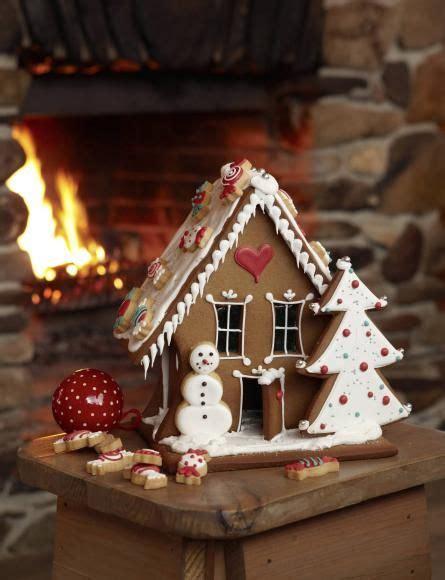 hexenhaus selber backen anleitungen weihnachten lecker lebkuchen