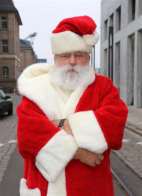 Real Life Bad Santa In California