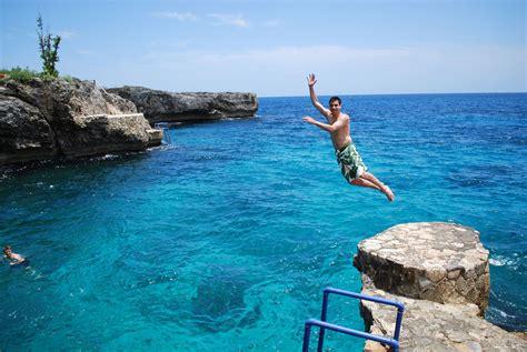 cliff diving archives uncommon caribbean