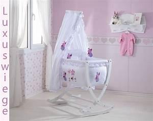 Baby Wiege Weiss : wiege mit matratze und stange daisy cradle in wei baby m bel baby wiegen ~ Orissabook.com Haus und Dekorationen
