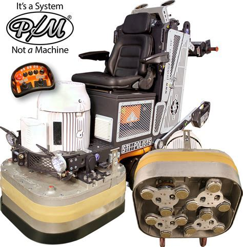 Prep/Master 3030 RC Floor Grinding Machine (Remote Control