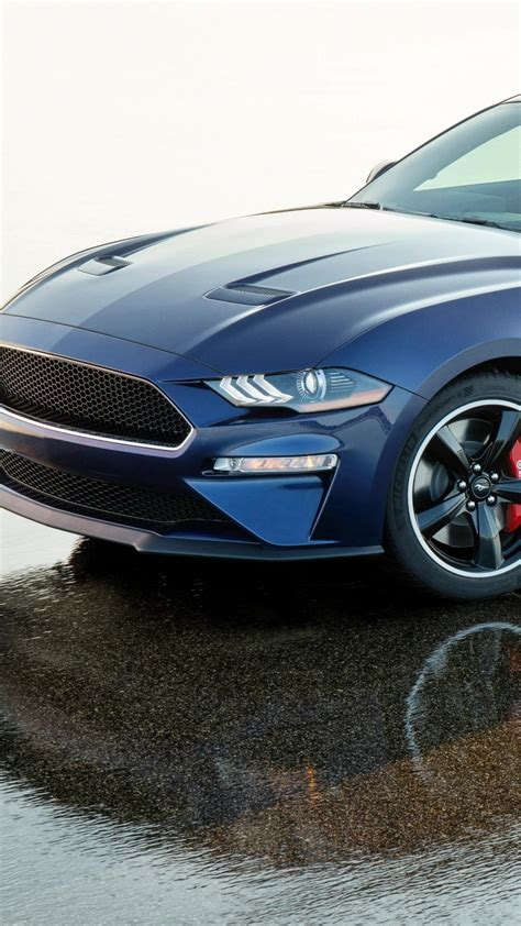 Kona 2019 4k Wallpapers by Wallpaper Ford Mustang Bullitt Kona Blue 2019 Cars 5k