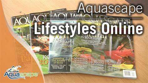 Aquascaping Magazine by Aquascape Lifestyles Flipboard Magazine
