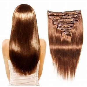 Nadula Remy Clip In Human Brazilian 18 24 Inch Cheap Hair