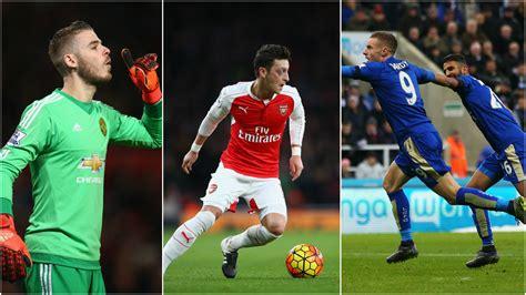 English Premier League (epl) 2015-16