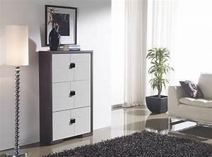 Meuble Laqué Blanc Ikea : meuble chaussures contemporain rover coloris c dre gris et laqu blanc meuble chaussures ~ Melissatoandfro.com Idées de Décoration