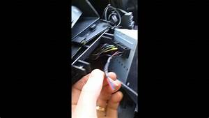 How To Wire Aux Mp3 Lead   Range Rover Sport