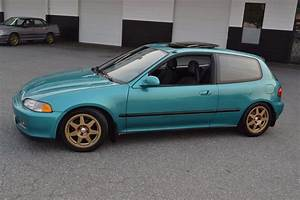 Awesome 1993 Honda Civic Eg Si 1993 Honda Civic Si Eg