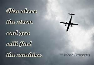 GLOOMY WEATHER ... Mario Love Quotes