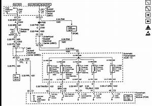 Automotive Wiring Diagrams 1994 Chevrolet 4x4