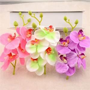 artificielle orchidee promotion achetez des artificielle With déco chambre bébé pas cher avec bouquet de fleurs mariage prix