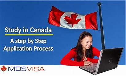 Study Canada Step Process Permit Apply Application
