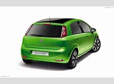 Fiat Punto 2012 Widescreen Exotic Car Pictures #06 of 14