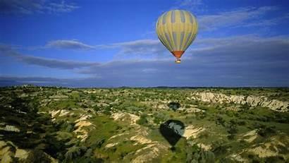 Cappadocia Wallpapers Sky Flying Plane Air Height